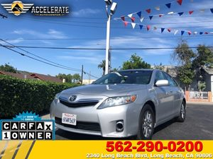 View 2010 Toyota Camry Hybrid