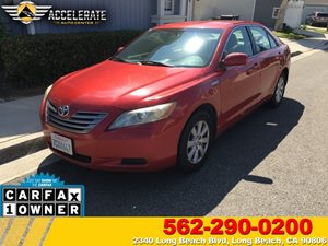 View 2007 Toyota Camry Hybrid