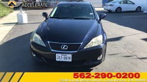 View 2008 Lexus IS 250