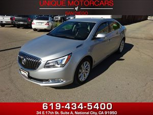 View 2015 Buick LaCrosse