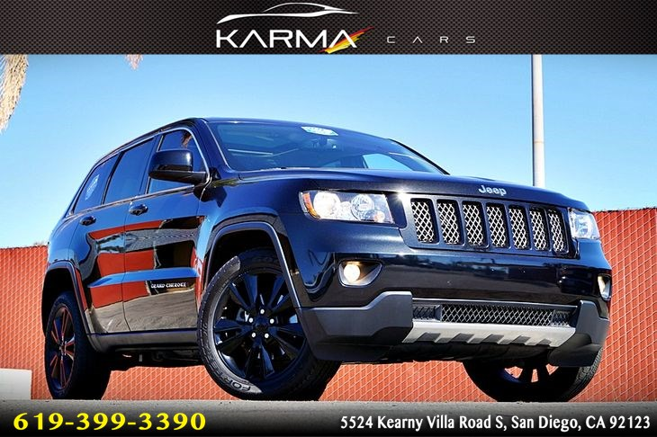 Home; 2013 Jeep Grand Cherokee Altitude Sport Utility 4D. OVERVIEW; PHOTOS;  PRICING; FEATURES U0026 SPECS; SAFETY. Featured
