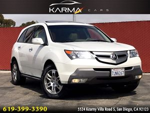 View 2008 Acura MDX