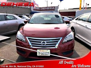 View 2014 Nissan Sentra