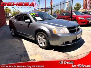 View 2009 Dodge Avenger