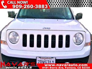 View 2014 Jeep Patriot
