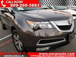 View 2011 Acura MDX
