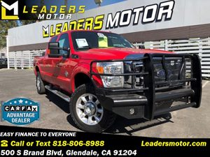 View 2013 Ford Super Duty F-250 Lariat Crew Cab 4WD FX4