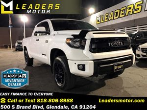 View 2016 Toyota Tundra 4WD TRD PRO