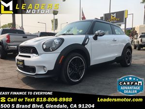View 2015 MINI Cooper Paceman S ALL4