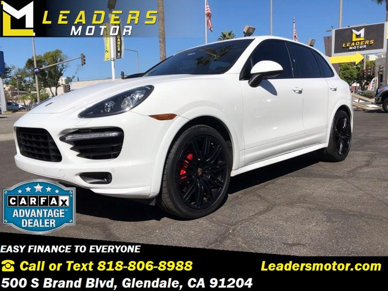 Used 2013 Porsche Cayenne Gts In Glendale