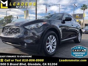 View 2010 INFINITI FX35 Touring Package