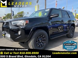 View 2017 Toyota 4Runner TRD Off Road