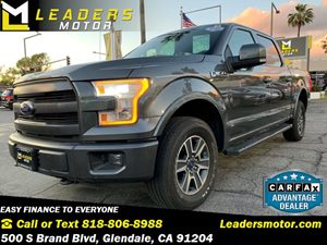 View 2015 Ford F-150 Lariat 4x4 Fx4