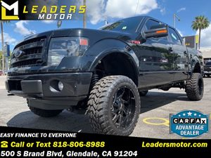 View 2013 Ford F-150 FX4 4X4