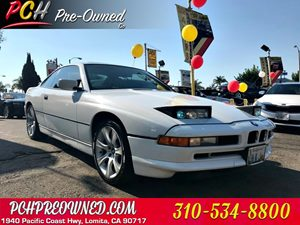 View 1991 BMW 8 Series
