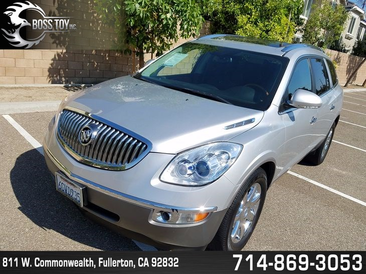 Sold Buick Enclave CXL In Fullerton - Buick enclave invoice price