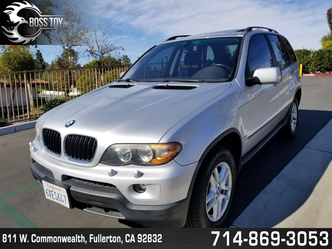 Sold BMW X I In Fullerton - 2004 bmw price