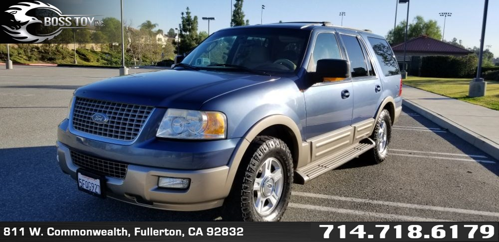 Sold Ford Expedition Eddie Bauer In Fullerton - Ford expedition invoice price