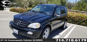 View 2003 Mercedes-Benz ML350