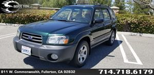 View 2004 Subaru Forester (Natl)