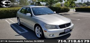 View 2003 Lexus IS 300