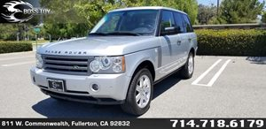 View 2006 Land Rover Range Rover