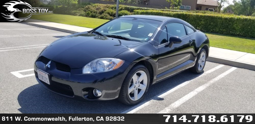 Sold 2006 Mitsubishi Eclipse Gt In Fullerton