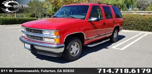 View 1998 Chevrolet Tahoe