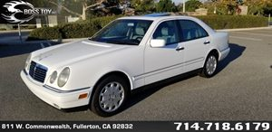 View 1998 Mercedes-Benz E320