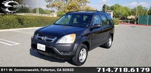View 2002 Honda CR-V