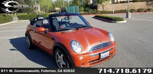 View 2005 MINI Cooper Convertible