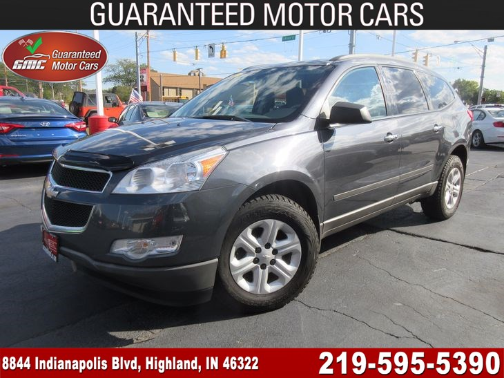 Used Chevrolet Traverse LS In Lansing - Chevrolet traverse invoice price