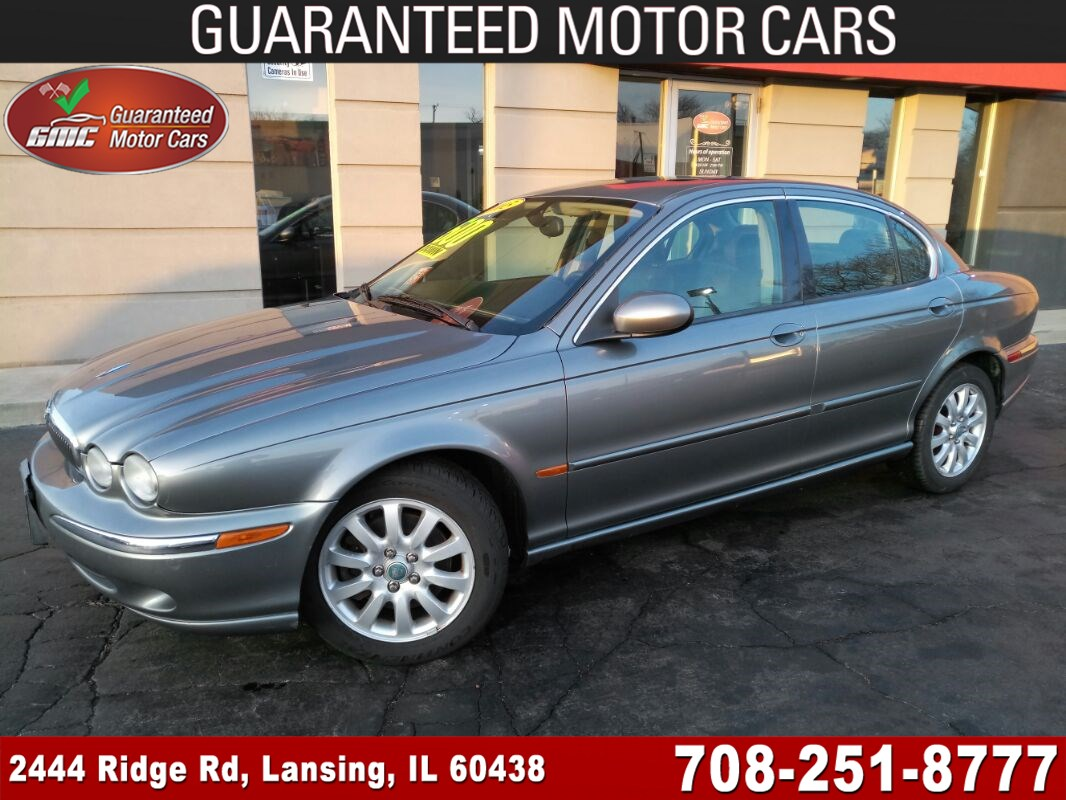 Used 2003 For Sale In Lansing Il Guaranteed Motor Cars Jaguar Fuel Filter X Type 25l Auto