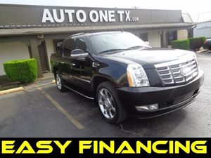 2010 Cadillac Escalade EXT Luxury Carfax Report Audio  Auxiliary Audio Input Audio  Cd Changer