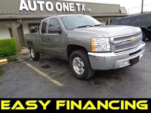 2013 Chevrolet Silverado 1500 LT Carfax Report Audio  Cd Player Audio  Mp3 Player Coat Hooks