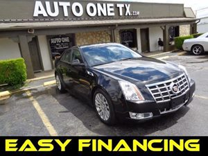 2013 Cadillac CTS Sedan Premium Carfax Report Audio  Auxiliary Audio Input Audio  Cd Player A
