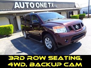 2013 Nissan Armada SV Carfax Report Audio  Auxiliary Audio Input Audio  Cd Player Audio  Mp3