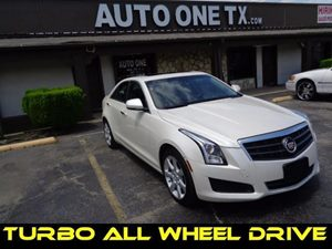 2014 Cadillac ATS Standard AWD Carfax Report Audio  Auxiliary Audio Input Audio  Mp3 Player A