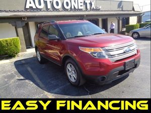 2014 Ford Explorer  Carfax Report Audio  Auxiliary Audio Input Audio  Cd Player Audio  Mp3 P