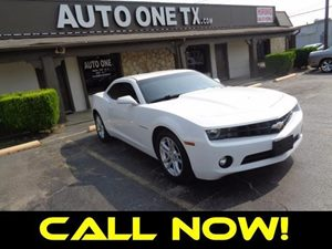 2013 Chevrolet Camaro LT Carfax Report Audio  Auxiliary Audio Input Audio  Mp3 Player Audio