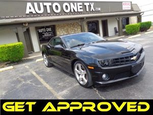 2011 Chevrolet Camaro 2SS Carfax Report Audio  Auxiliary Audio Input Audio  Cd Player Audio