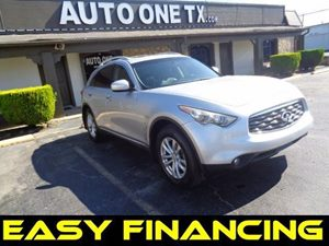 2009 INFINITI FX35  Carfax Report Audio  Auxiliary Audio Input Audio  Cd Player Audio  Mp3 P