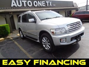 2010 INFINITI QX56  Carfax Report Audio  Auxiliary Audio Input Audio  Cd Player Audio  Hard