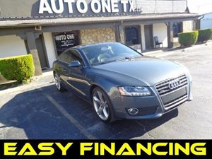 2011 Audi A5 20T Premium Plus Carfax Report Air Conditioning  Multi-Zone AC Aluminum Hologram
