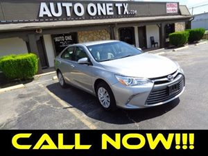 2016 Toyota Camry LE Carfax Report Audio  Auxiliary Audio Input Audio  Cd Player Audio  Mp3