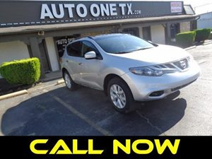 2012 Nissan Murano SV Carfax Report 4-Way Pwr Passenger Seat 8-Way Pwr Driver Seat WPwr Lumbar