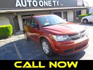 2014 Dodge Journey American Value Pkg Carfax Report Audio  Auxiliary Audio Input Audio  Cd Pla