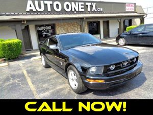 2007 Ford Mustang Deluxe Carfax Report Audio Auxiliary Audio Input Audio Cd Changer Audio Cd