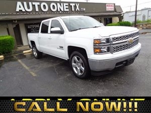 2014 Chevrolet Silverado 1500 LT Carfax Report Custom Sport 1Lt Trim Engine 53L Flexfuel Ecot