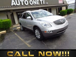 2012 Buick Enclave Leather Carfax Report Audio AmFm Stereo Audio Auxiliary Audio Input Audio